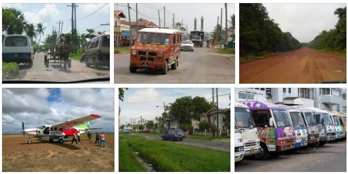 Guyana Transportation