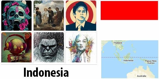 Indonesia Arts and Literature