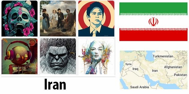 Iran Arts and Literature