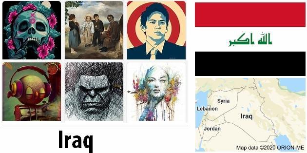 Iraq Arts and Literature