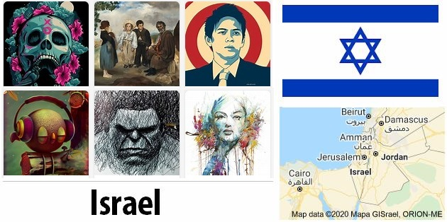 Israel Arts and Literature