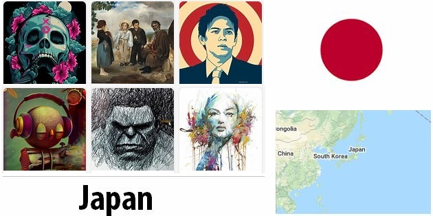 Japan Arts and Literature