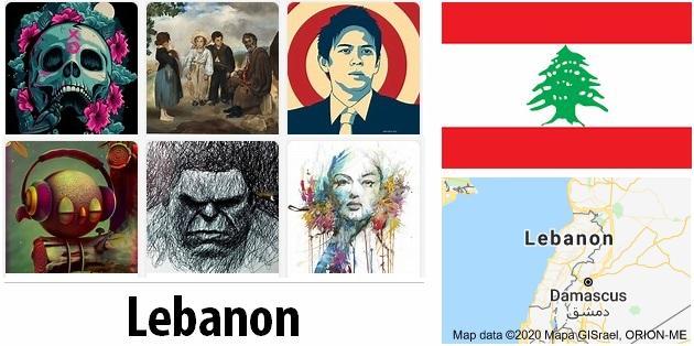 Lebanon Arts and Literature
