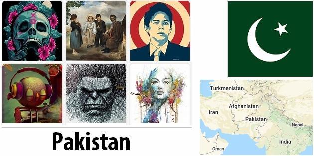 Pakistan Arts and Literature