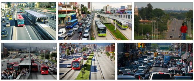 Paraguay Transportation