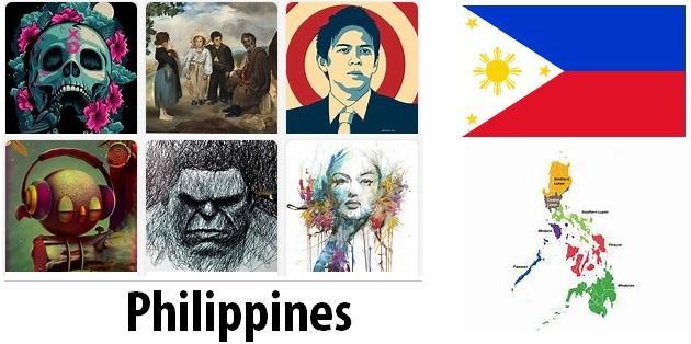 Philippines Arts and Literature