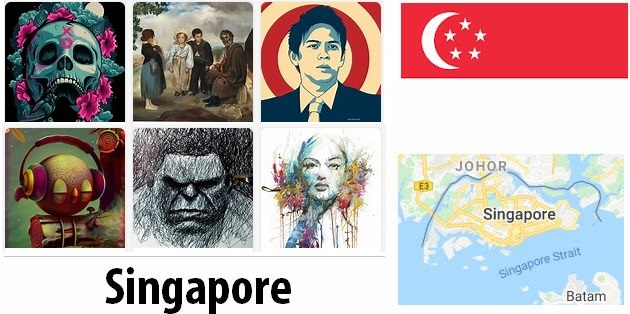 Singapore Arts and Literature