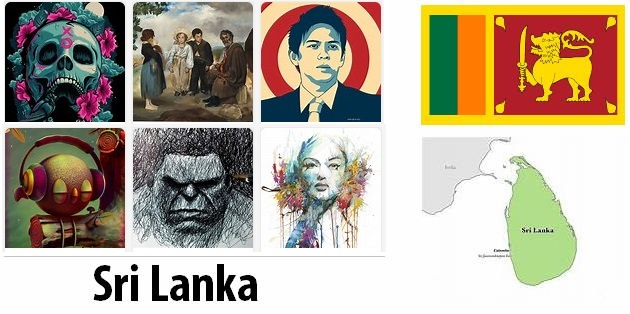 Sri Lanka Arts and Literature