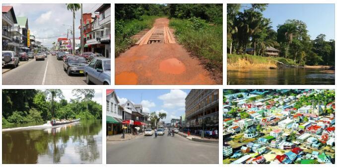 Suriname Transportation