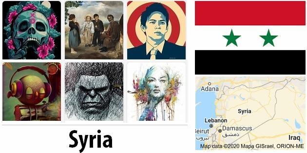 Syria Arts and Literature