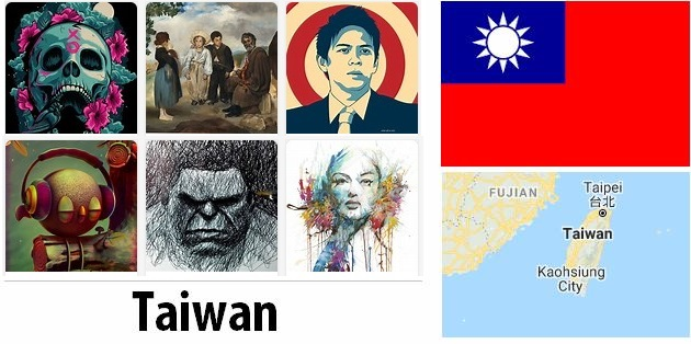 Taiwan Arts and Literature