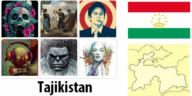 Tajikistan Arts and Literature