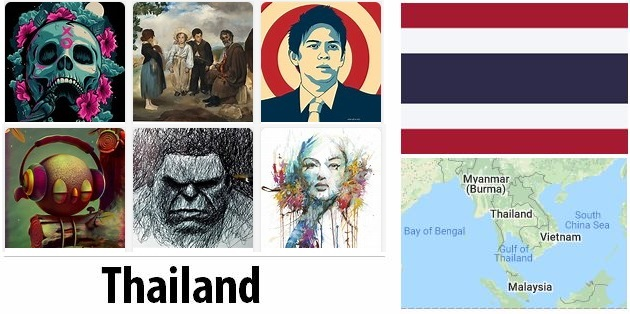 Thailand Arts and Literature