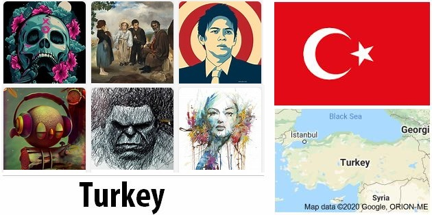 Turkey Arts and Literature
