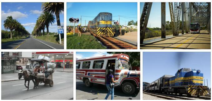 Uruguay Transportation