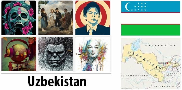 Uzbekistan Arts and Literature