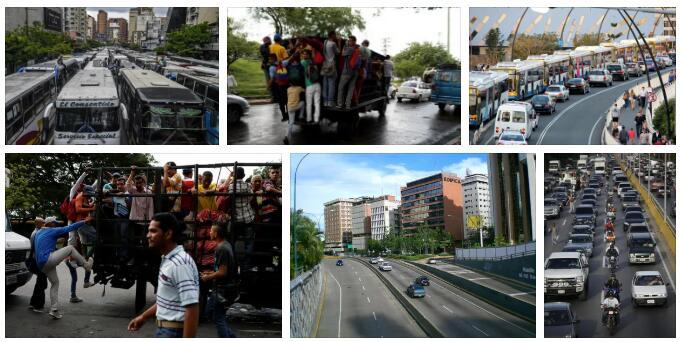 Venezuela Transportation