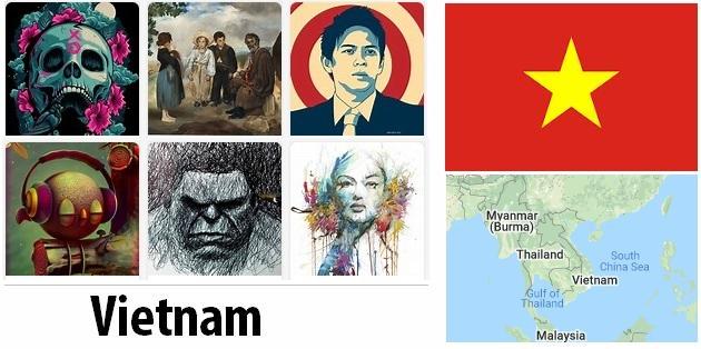 Vietnam Arts and Literature