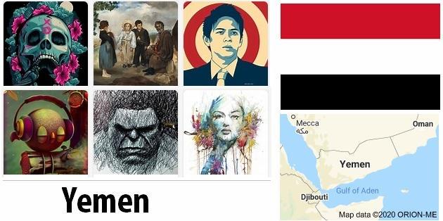 Yemen Arts and Literature
