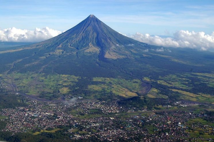 Mayon in Albay