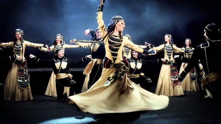 Dance in Georgia
