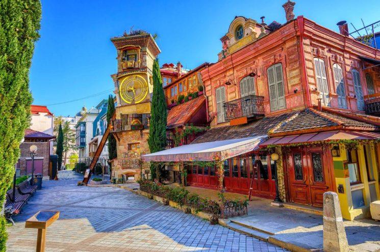 Arts and Architecture in Georgia