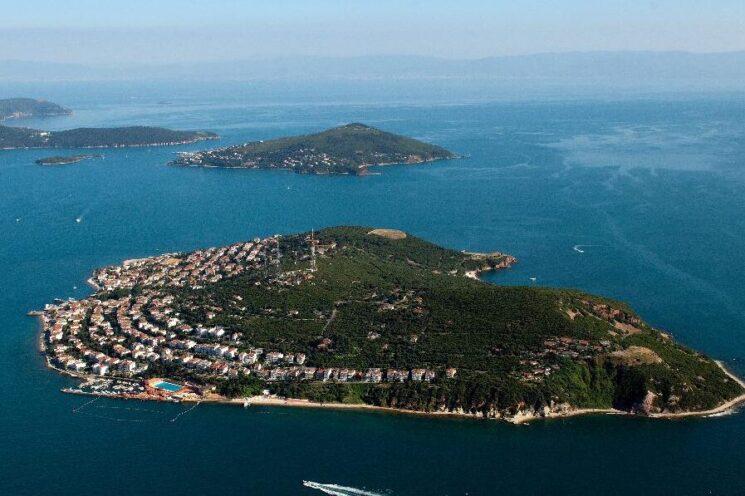 Turkish islands