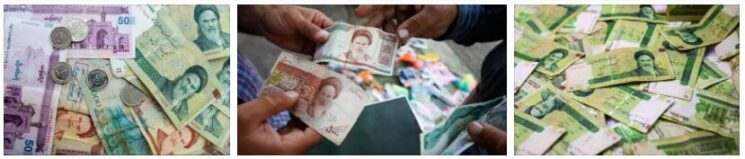 Currency in Iran