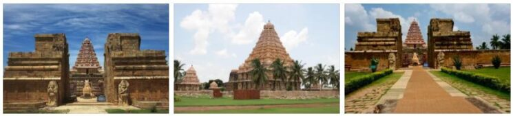Great Temples of the Chola Dynasty