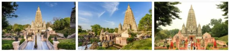 Mahabodhi Temple of Bodh Gaya