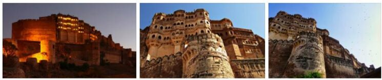 Mountain Fortresses of Rajasthan