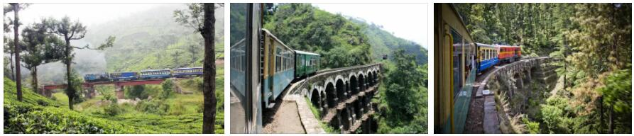 Mountain Railways in India