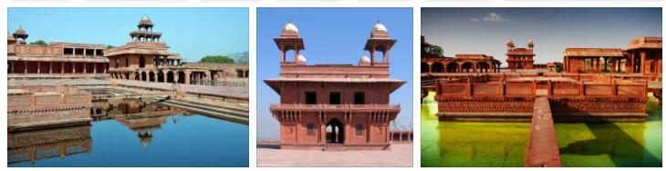 Mughal City of Fatehpur Sikri