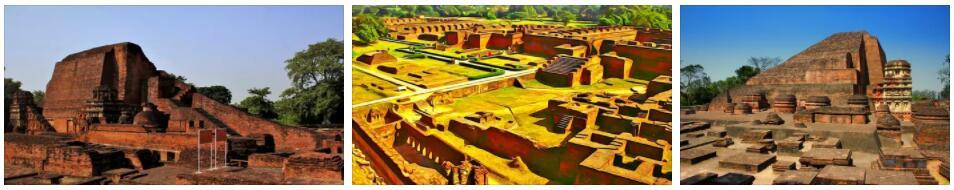 Nalanda Mahavihara Archaeological Site