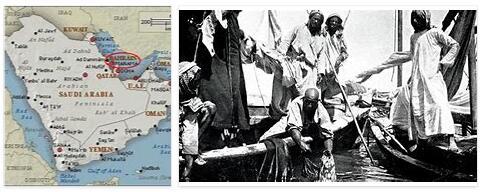 Bahrain History Timeline