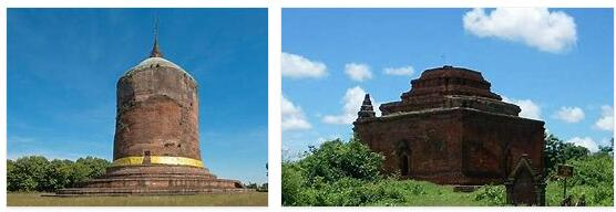 Historic cities of the Pyu (World Heritage)